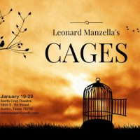 Cages by Leonard Manzella