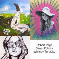 Sideways - Art Reception