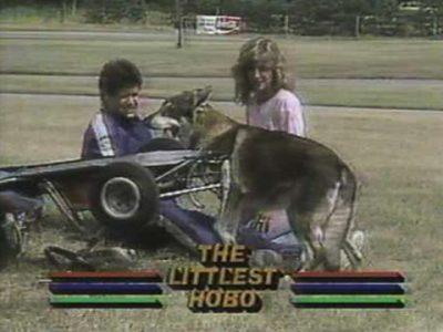 History of Television: David Zellner presents THE LITTLEST HOBO