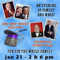 Fourth Annual Magic at the Baker