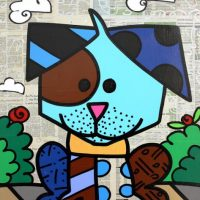 Russell Collection Fine Art Gallery Welcomes Romero Britto to Austin for 9-Day Sale and Exhibit