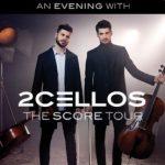 2CELLOS: The Score Tour