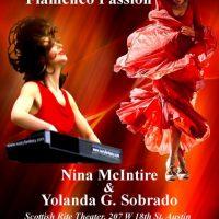 Ivory Fantasy & Flamenco Passion
