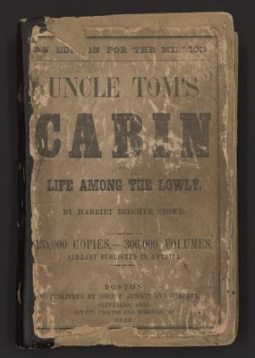 Uncle Tom's Cabin and the American Stage