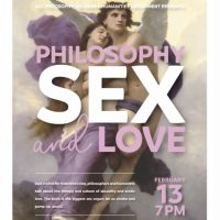 Philosophy, Sex, and Love