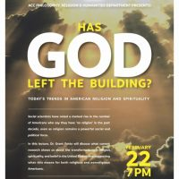 Has God left the building? Today's trends in American religion and spirituality