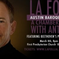 """""""A Chamber Concert with Anton Nel on Classical Period Instruments"""""""