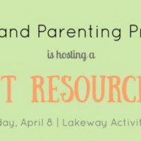 Parent Resource Fair