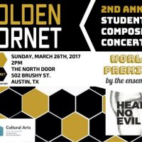 Golden Hornet Presents: 2nd Annual Young Composer Concert