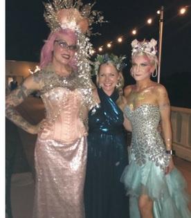 Mermaid Society Ball