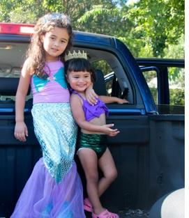 Mermaid Parade and Aqua Festival