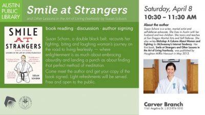 Meet the Author: Susan Schorn