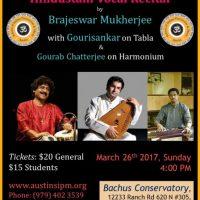 Hindustani Vocal Recital