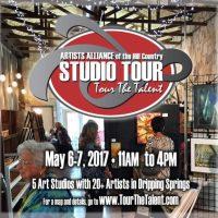 Tour The Talent Artist Studio Art Tour