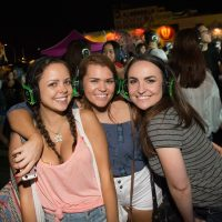 Silent Disco A-TX Style @The North Door April 28