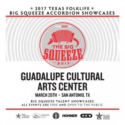 Big Squeeze Talent Showcase – San Antonio – Guadalupe Cultural Arts Center