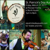 St. Patrick's Day Austin 2017