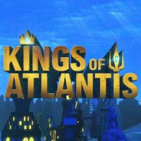 Sneak Peek Kids Screening YouTube Animated Show KINGS of ATLANTIS