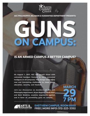 Guns on Campus: Is an Armed Campus a Better Campus?