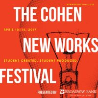 The Cohen New Works Festival presents 105