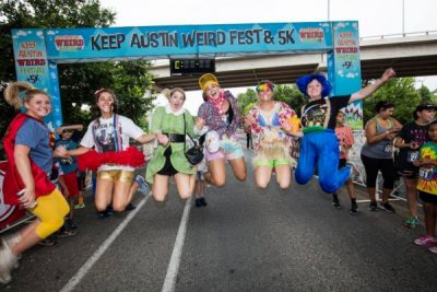 2017 Keep Austin Weird Festival & 5K