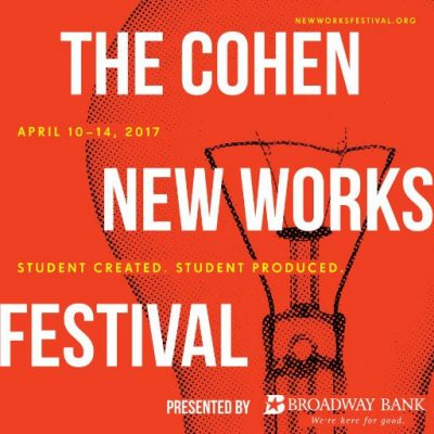 The Cohen New Works Festival presents: Forces in Contrast