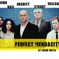 PERFECT MENDACITY by Jason Wells