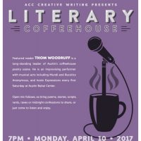Literary Coffeehouse