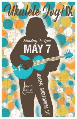 Ukulele Joy! IX - Concert and Recital