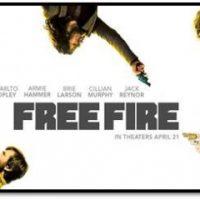 Free Advance Screening: Free Fire
