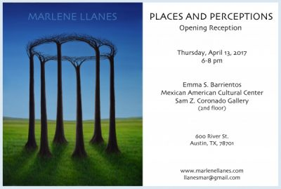 Places and Perceptions: Surreal Works by Marlene Llanes