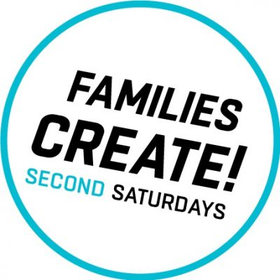 Second Saturdays are for Families: Recycled Robots