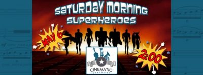 Saturday Morning Superheroes