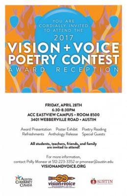 Vision + Voice Award Reception