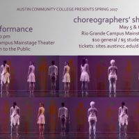 Spring Choreographers' Dance Showcase