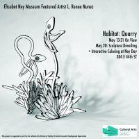 Habitat: Quarry at Elisabet Ney Museum