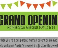 Austin Pets Alive! Thrift Grand Opening