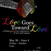 Love Goes Toward Love