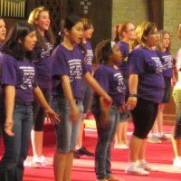 Austin Girls' Choir Performance Day Camp