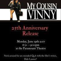 My Cousin Vinny - 25th Anniversary Screening