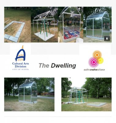 Public Art Project: The Dwelling