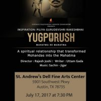 'YugPurush – Mahatma Ke Mahatma' a play in Hindi