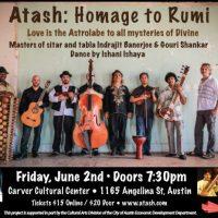 Atash In Concert: Homage to Rumi