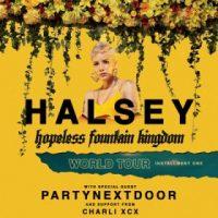 Halsey: Hopeless Fountain Kingdom Tour 2017