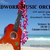 Groundwork Music Orchestra and Special Guests
