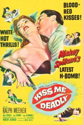 The Noir Canon: KISS ME DEADLY