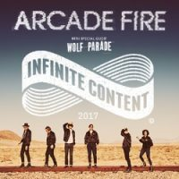 "Arcade Fire ""Infinite Content"" Tour with Wolf Para..."