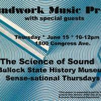 Groundwork Music Project presents The Science of Sound