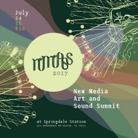 New Media Art and Sound Summit 2017