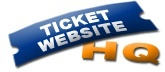 Ticket Website HQ
